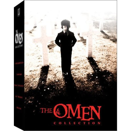 The Omen: Complete Collection (Widescreen)
