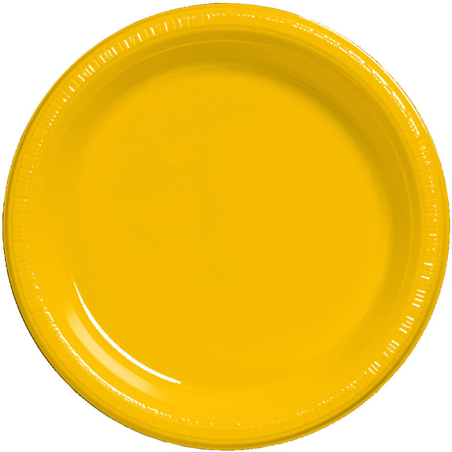 """9"""" Paper Plates, White (Pack of 75)"""