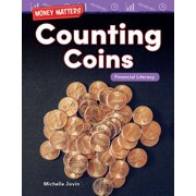 Money Matters Counting Coins: Financial Literacy - eBook