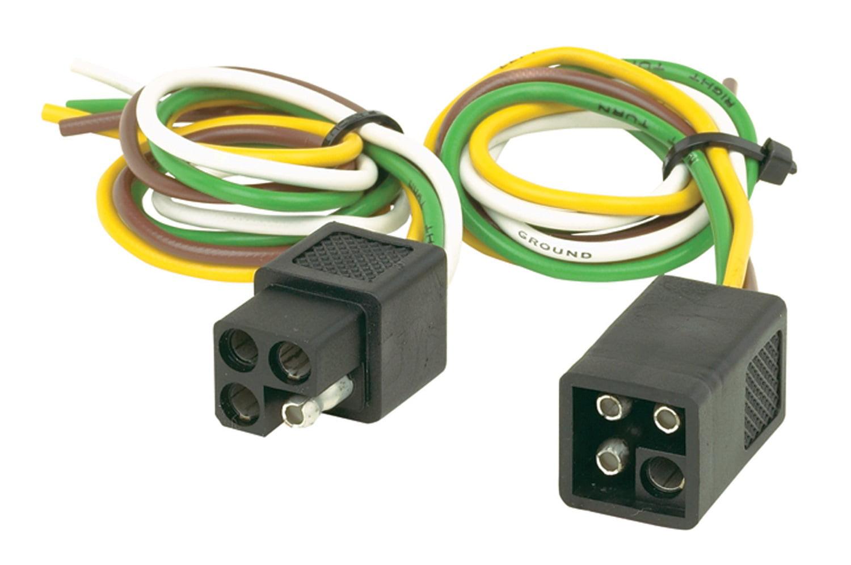 Hopkins Mfg 11147975 Trailer Wiring Connector Kit Plug