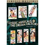 Classic Musicals from the Dream Factory, Volume 2 (The Pirate   Words and Music   That's Dancing   The Belle of New York... by WARNER HOME ENTERTAINMENT