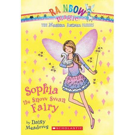 Magical Animal Fairies #5: Sophia the Snow Swan Fairy -