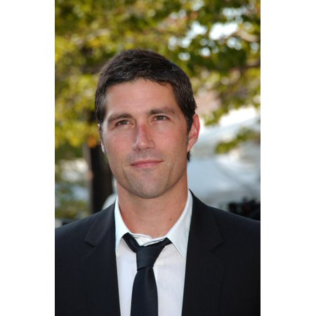 Matthew Fox At Arrivals For Abc Network Primetime Upfronts Previews 2007-2008 Lincoln Center New York Ny May 15 2007 Photo By Kristin CallahanEverett Collection
