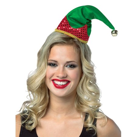Elf Hat Headband Adult Accessory - Elf Hat Headband