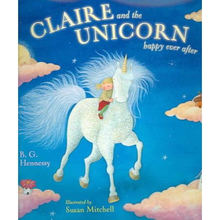 Claire And The Unicorn