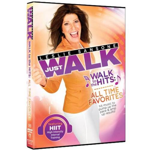 SANSONE LESLIE-WALK TO THE ALL TIME FAVORITES (DVD)