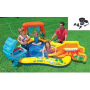Kiddie Inflatable Pools Walmart Com