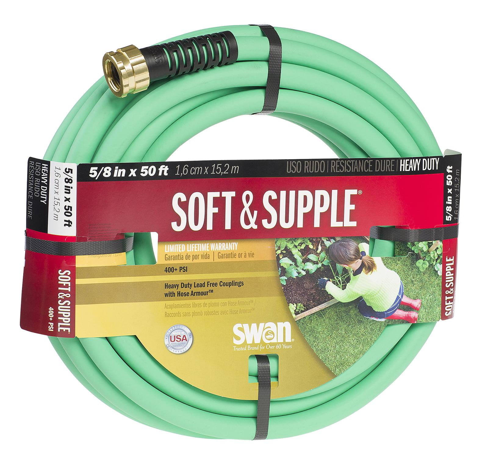 Swan Soft & Supple Garden Water Hose