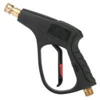 High Pressure Water Gun Cleaner Brush Car Washer M22 Connector 160Bar/16MPa