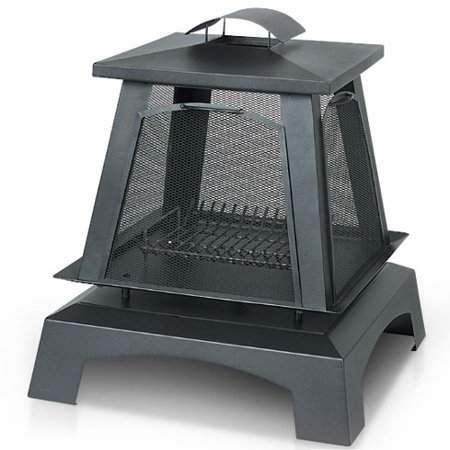 Char Broil Tino Fireplace Fire Pit