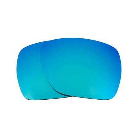 c19f810da43 Seek Optics - KNOXVILLE XL Replacement Lenses Polarized Blue by SEEK fits ELECTRIC  Sunglasses - Walmart.com
