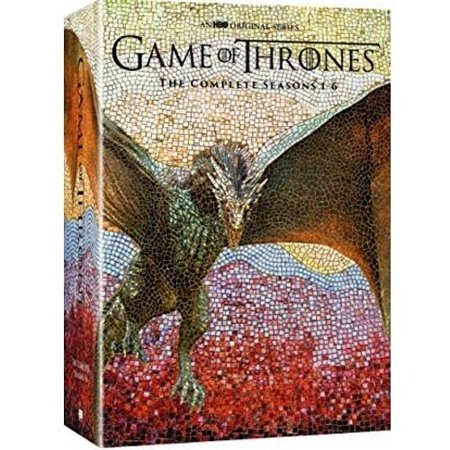 Game Of Thrones: The Complete Season 1-6 - M And M Halloween Movie Game
