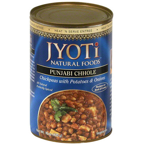 Jyoti Punjabi Chole, 15 oz (Pack of 6)