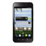 """ZTE Quartz 797C 5.5"""" Android Prepaid Phone with Triple Minutes (Tracfone)"""