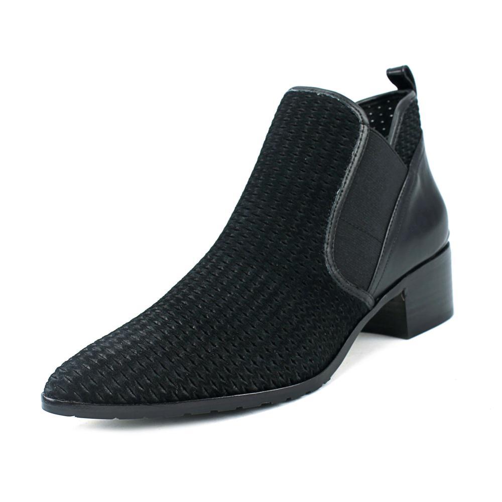 Donald J Pliner Donny-Ol Pointed Toe Suede Ankle Boot by Donald J Pliner
