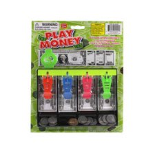 New 500953  Play Money W / Tray  Extra (36-Pack) Cashing Cheap Wholesale Discount Bulk Toys Cashing Fashion Accessories](Toys Wholesale)