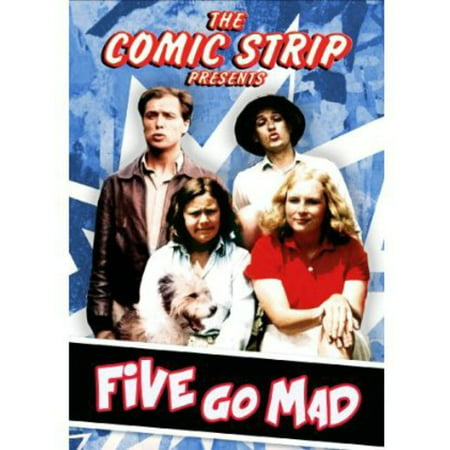 The Comic Strip Presents: Five Go Mad (DVD)
