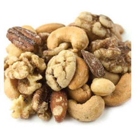 Bulk Nuts Mixed Nuts Rstd Salted 15 Lb (Pack of 1) - Walmart.com