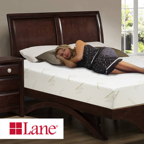 Contura by Lane III - 12'' Memory Foam Mattress