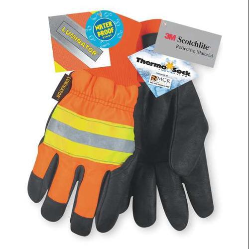 Memphis Glove Size L Leather Driver's Gloves,34411L