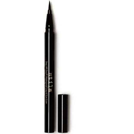 3 Pack - Stila Stay All Day Waterproof Liquid Eye Liner - Intense Black 0.016 oz