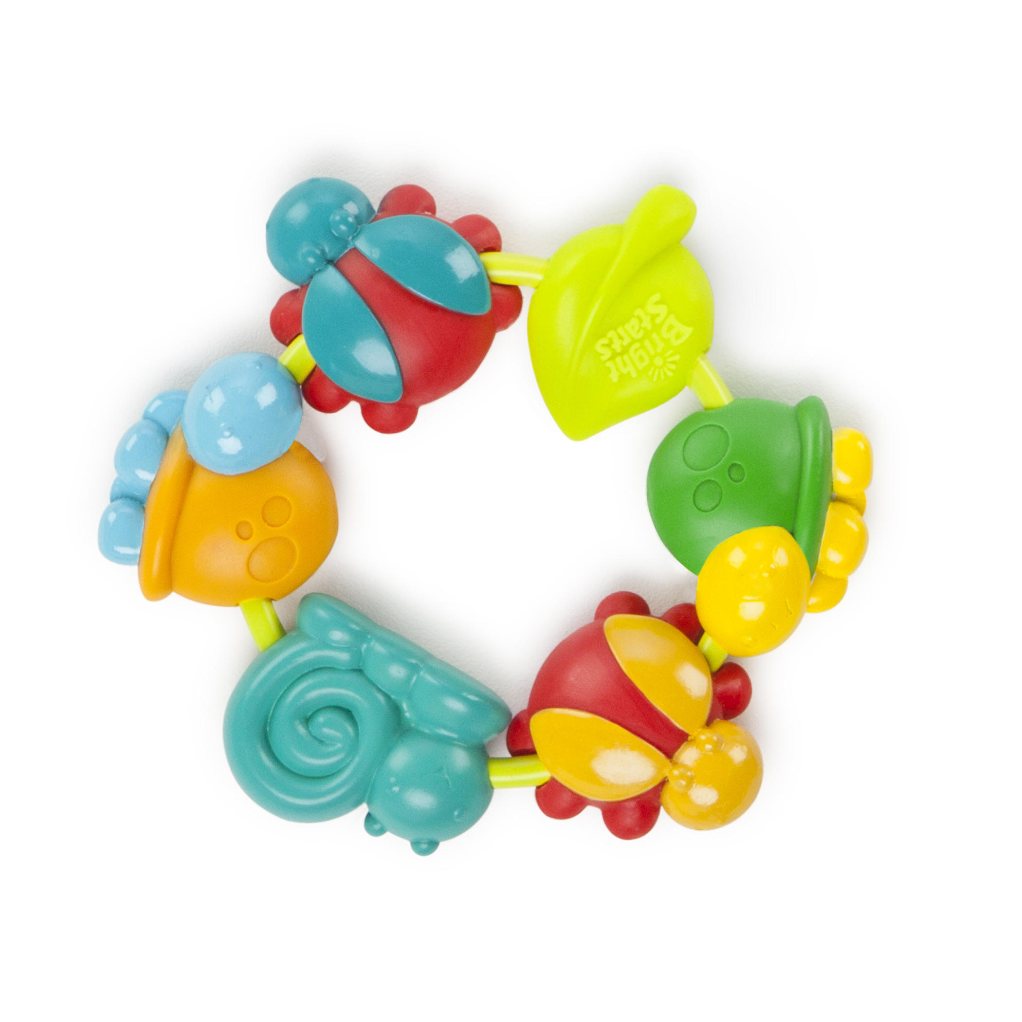 Bright Starts Buggy Bites Teether by Bright Starts