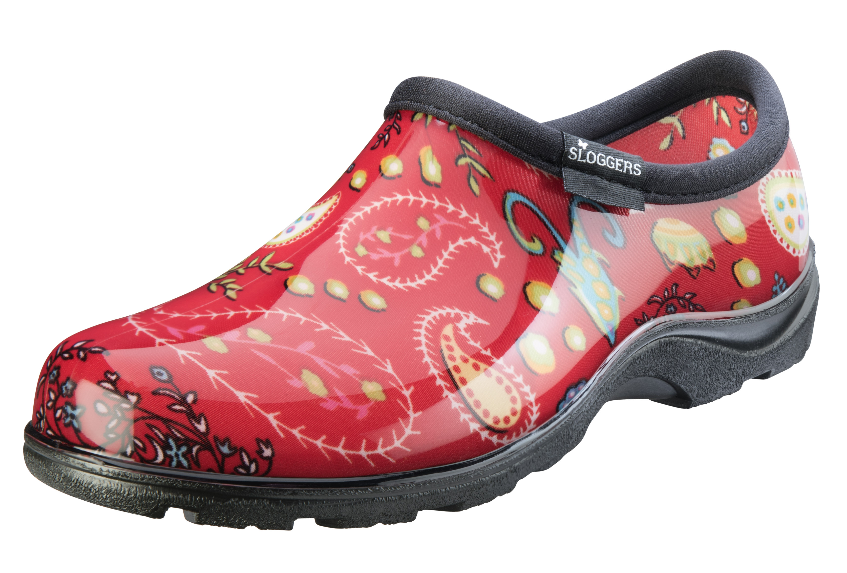 93d67ed662d649 Sloggers - Sloggers Women's Sloggers Waterproof Rain Shoes - Walmart.com