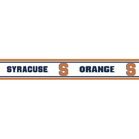 Syracuse peel and stick wallpaper border for Peel and stick wallpaper walmart