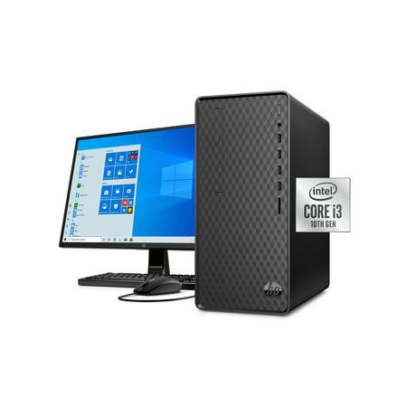 HP 24 Desktop Bundle i3 8GB/1TB Desktop Bundle