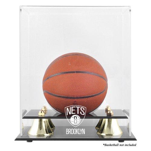 Mounted Memories NBA Golden Classic Logo Mini Basketball ...