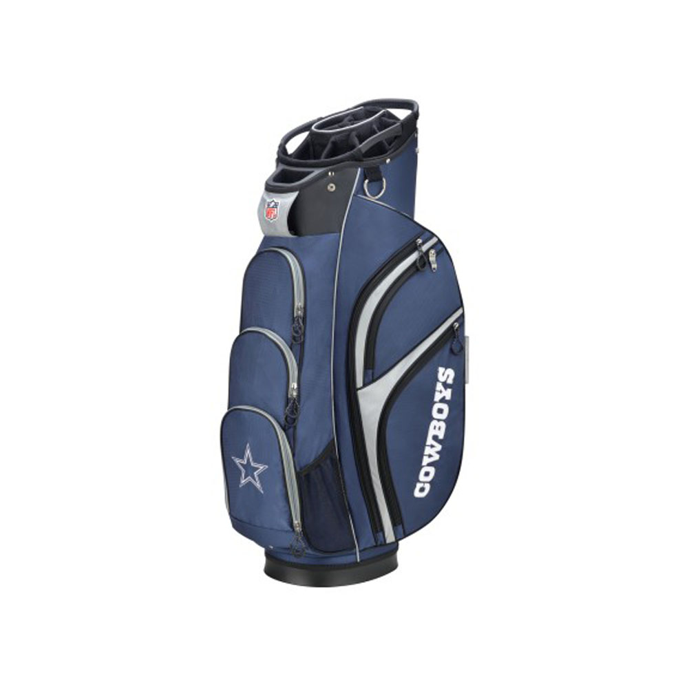 Wilson NFL Cart Golf Bag, Dallas Cowboys by Wilson Sporting Goods