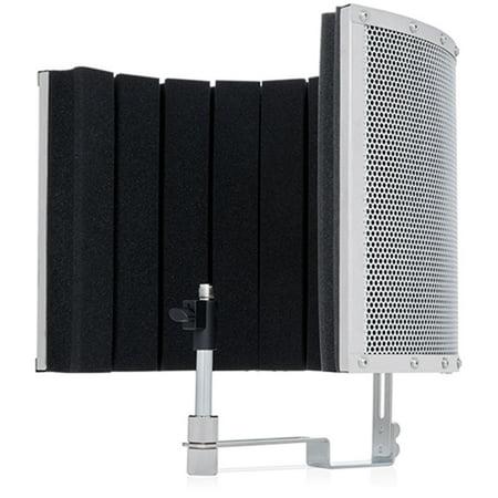 marantz professional sound shield live vocal reflection baffle for studio recording mic stand. Black Bedroom Furniture Sets. Home Design Ideas