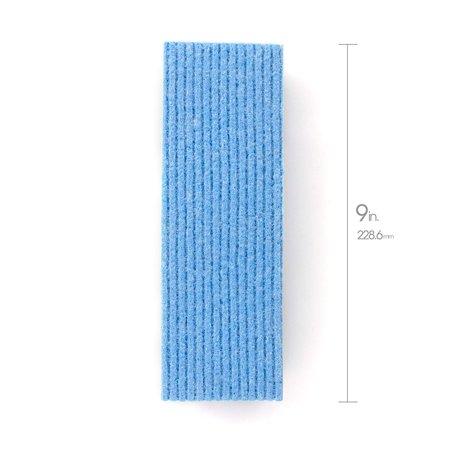 O-Cedar Big Easy Sponge Mop Refill, Easy to installjust push plastic tabs into holes until it clicks By OCedar