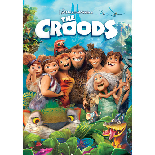 Wal-Mart Exclusive Bonus* The Croods VUDU Movie Promo Code for VIZIO TV Purchase (Email Delivery)