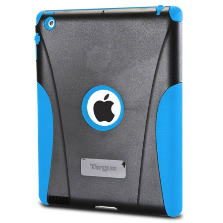 Targus SafePORT Rugged Case for iPad 2/3/4 - Blue (Ipad Case Targus 4th Generation)
