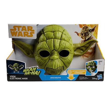 Star Wars Yoda Electronic Mask