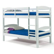 80.5 in. Twin Over Twin Bunk Bed
