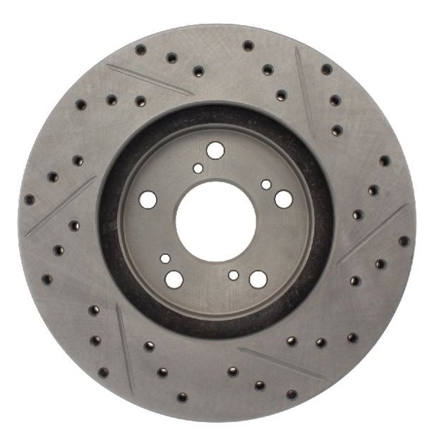 Rides2Racers Select Sport Drilled/Slotted Rotor 2004-2014