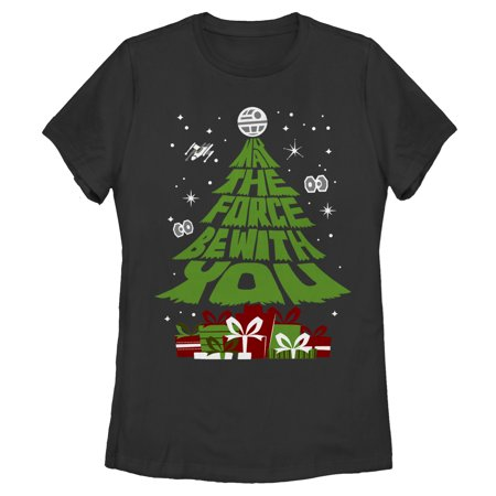 Star Wars Women's May the Christmas Gifts Be With You - Stars Wars Gifts