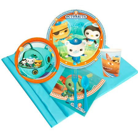 Octonauts Party Pack for 24 - Octonauts Characters Tweak