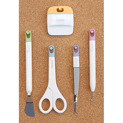 Cricut Basic Tools, 5-Piece Set