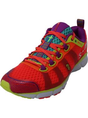 Salming Women's Enroute Shoe Diva Pink Low Top Mesh Running - 9M