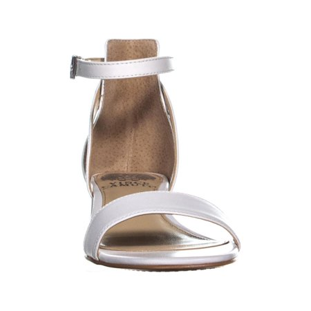 3866f73aa3 Vince Camuto Shetana Ankle Strap Sandals, Pure Baby Sheep - image 3 of 6 ...