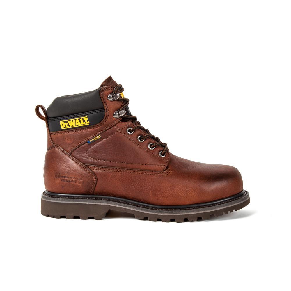Men's Axle Waterproof 6 Inch Work Boots