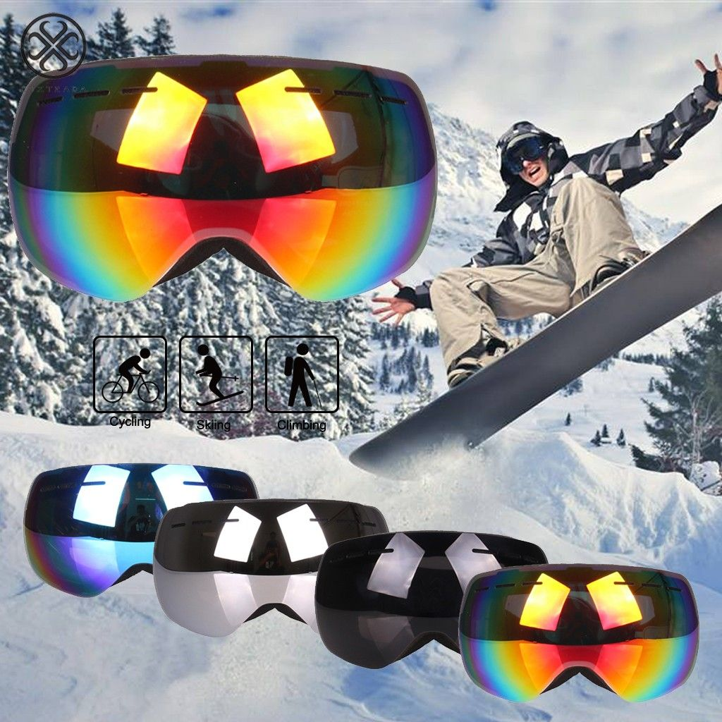 Snowboarding UV Printed Metal House Plaque