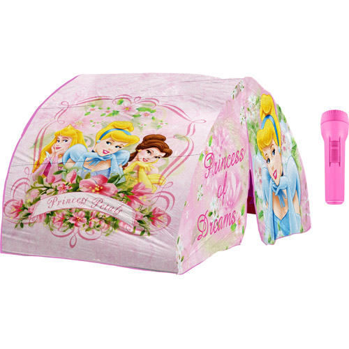 sc 1 st  Walmart & Bedtent W/flashlight Princess - Walmart.com