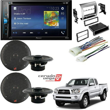 Pioneer Double Din DVD/MP3/CD Player 6.2