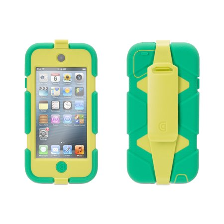 Griffin Survivor All-Terrain for iPod touch (5th/6th gen.), Featuring the #1 best-selling case for iPod touch (5th, 6th