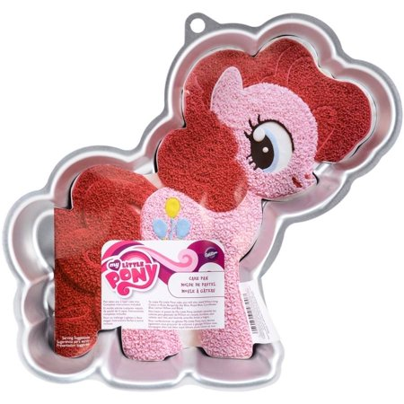 Novelty Cake Pan, My Little Pony, 11