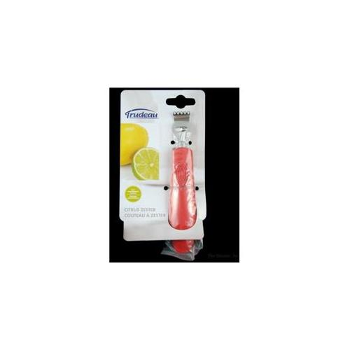 DDI 1227748 Citrus Zester - Trudeau Red Case Of 168